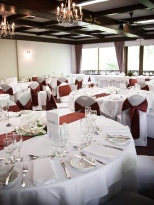 Reception Rooms Chateau Wyuna