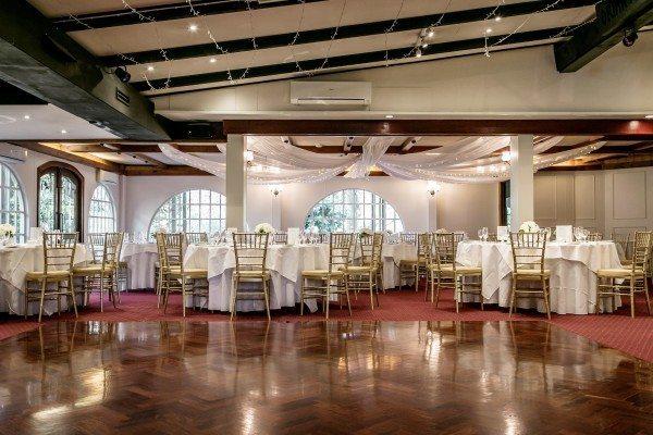 Burgundy Room dance floor